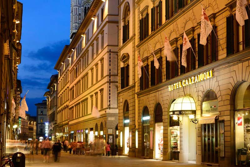 برای خرید در فلورانس ایتالیا به کدام خیابانها سر بزنیم