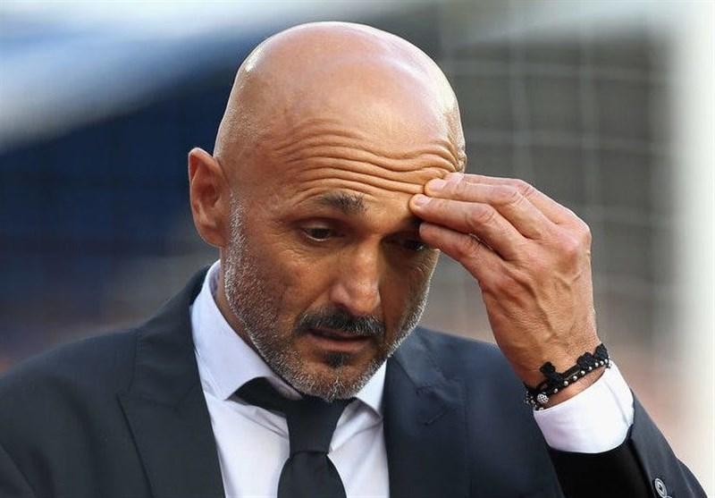 فوتبال دنیا، لوچانو اسپالتی: معلوم نیست مارتینس مقابل پارما بازی کند، انتظار یک بازی با تمام قوا را دارم