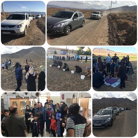 برگزاری اولین تور رالی خانوادگی زمین گردشگری در یزد