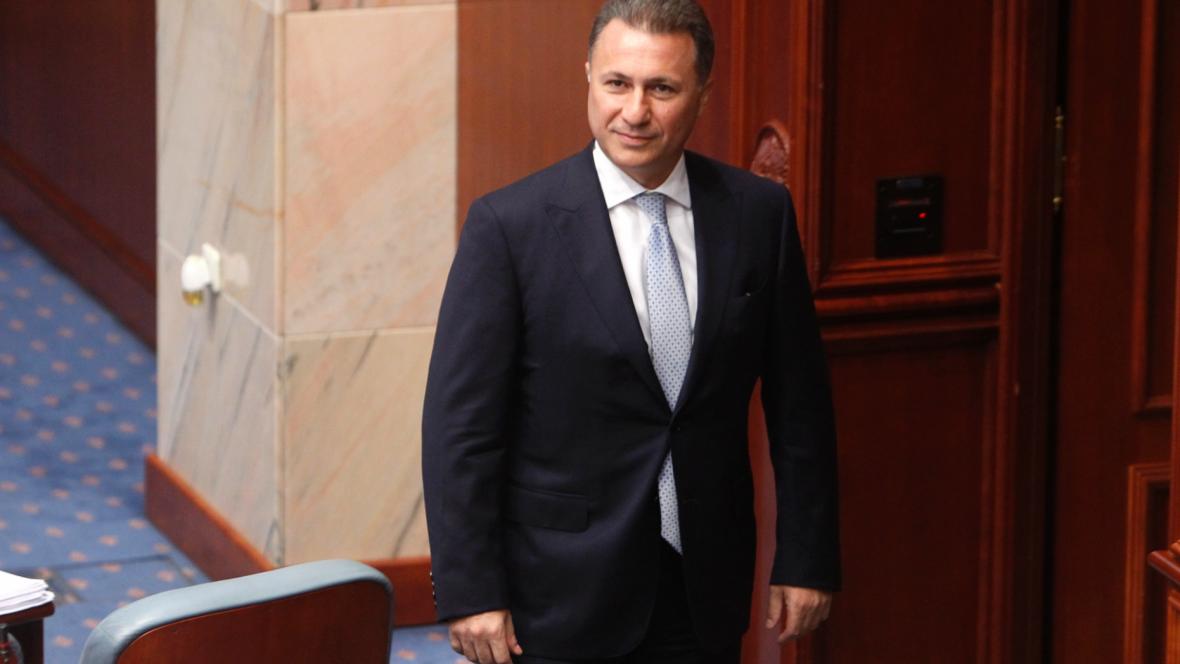 فرار نخست وزیر فاسد مقدونیه با خودروی دیپلماتیک مجارستانی!