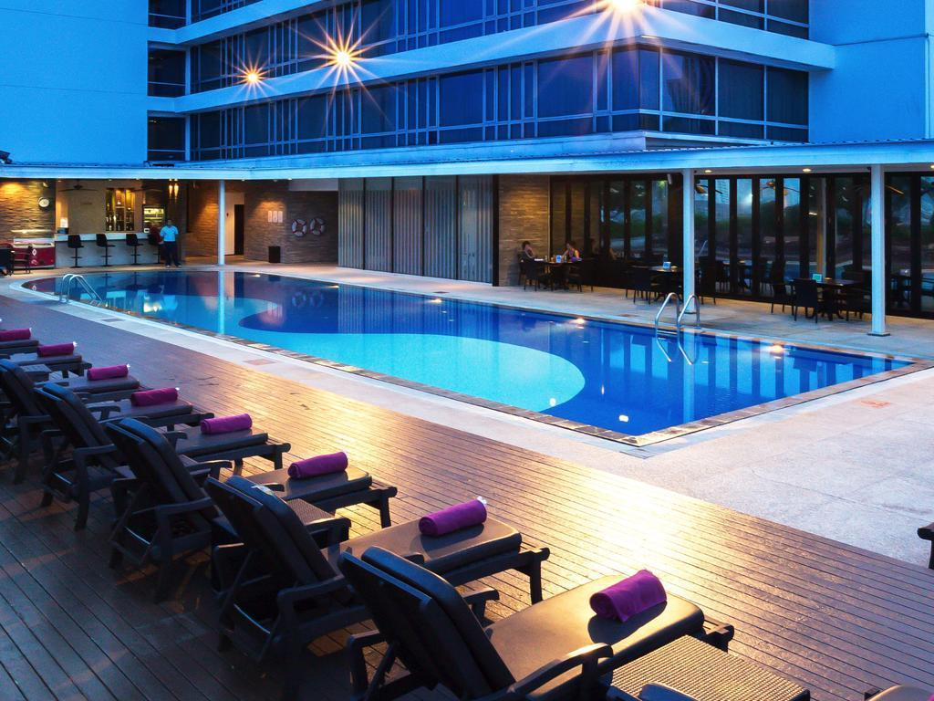 آشنایی با هتل 4 ستاره ایستین پاتایا