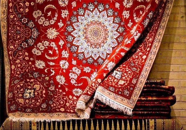 بافت فرش در خراسان شمالی برای مشتریان آلمانی