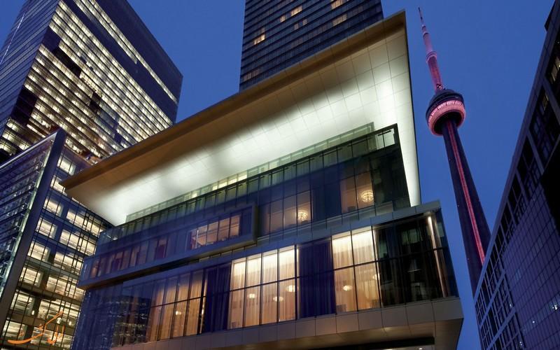 معرفی هتل 5 ستاره ریتز کارلتون تورنتو