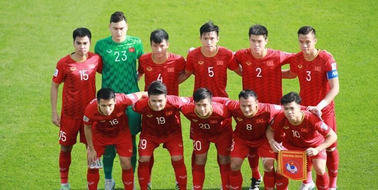 پیروزی ویتنام مقابل یمن در نیمه اول