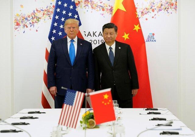 دیدار ترامپ با رئیس جمهور چین عالی بود