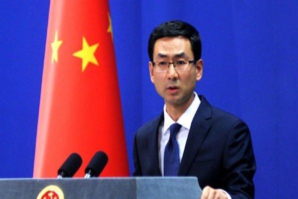 پکن:آمریکا اقدامات اشتباه درقبال مسأله هسته ای ایران را متوقف کند