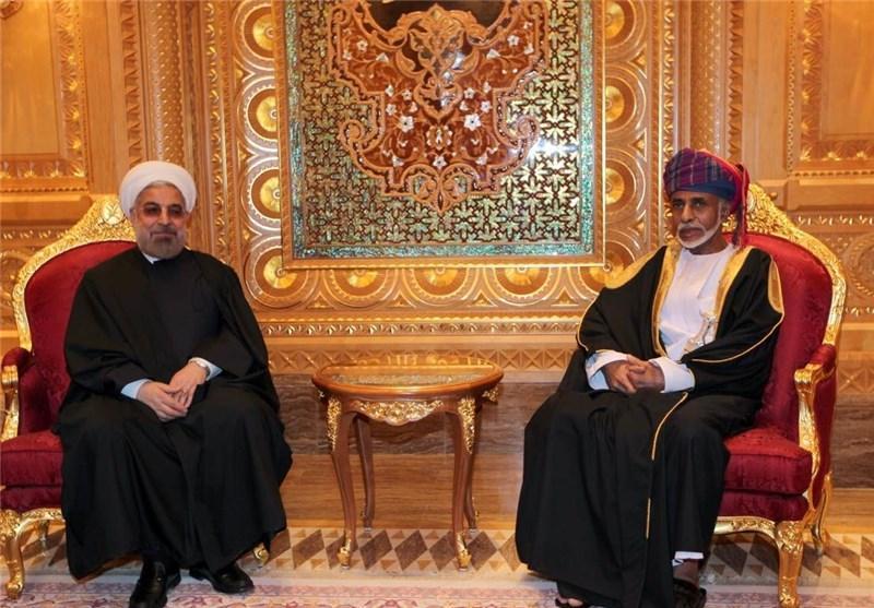 عمان، کشور همواره میانجی