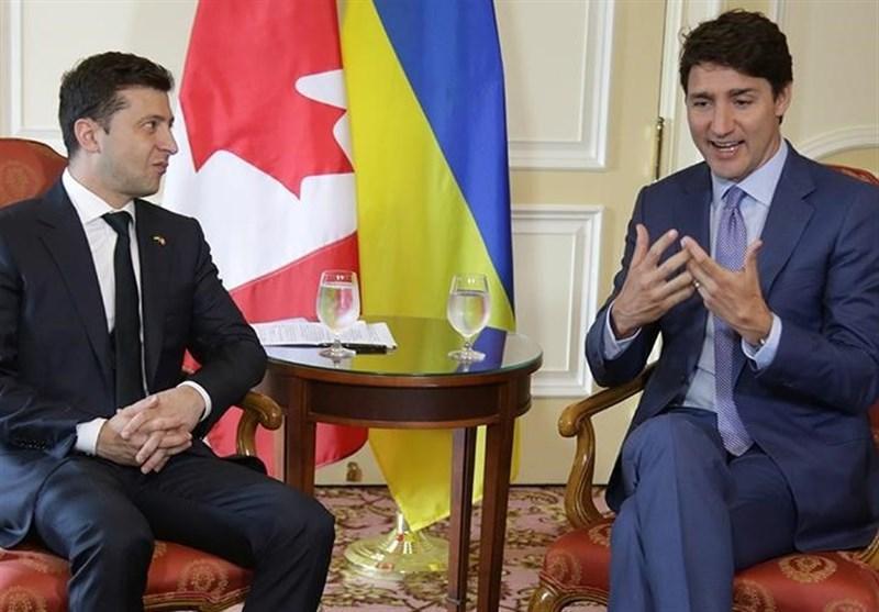 وعده کانادا درباره ارسال سلاح های نظامی بیشتر به اوکراین