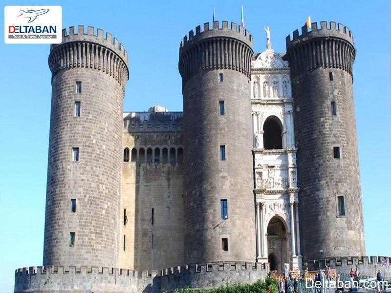آشنایی با معروفترین قلعه های ایتالیا