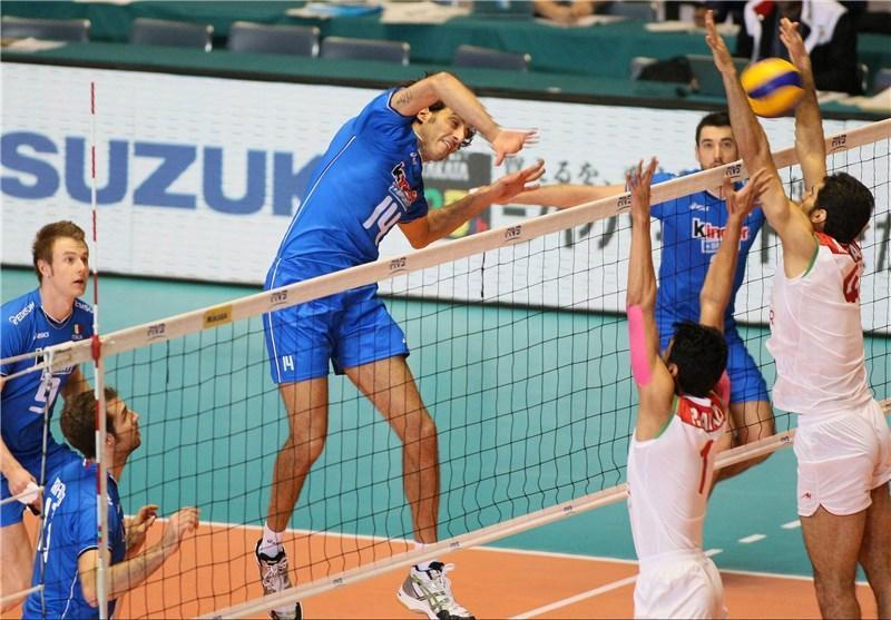 تیم ملی والیبال ایران دوشنبه راهی ایتالیا می گردد