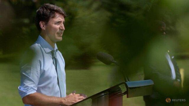 ترودو مجلس کانادا را منحل کرد