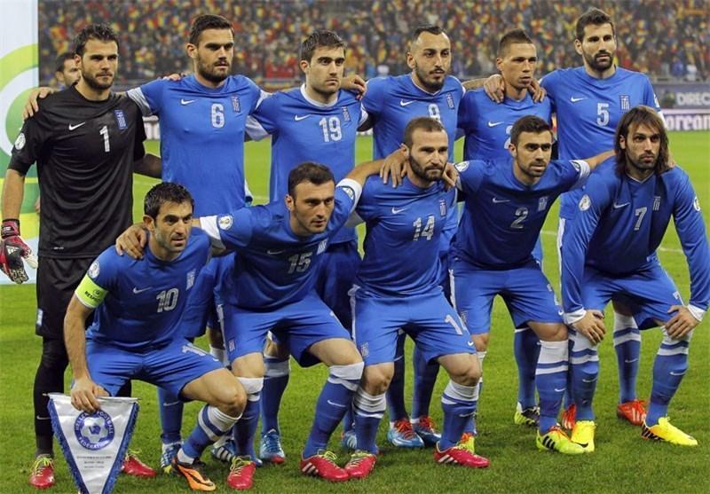 فهرست نهایی تیم ملی فوتبال یونان در جام جهانی اعلام شد