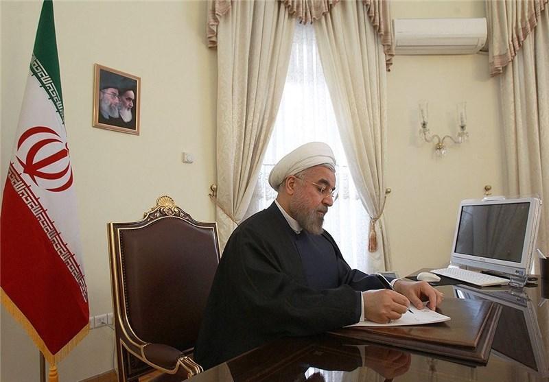 روحانی روز ملی ویتنام را تبریک گفت
