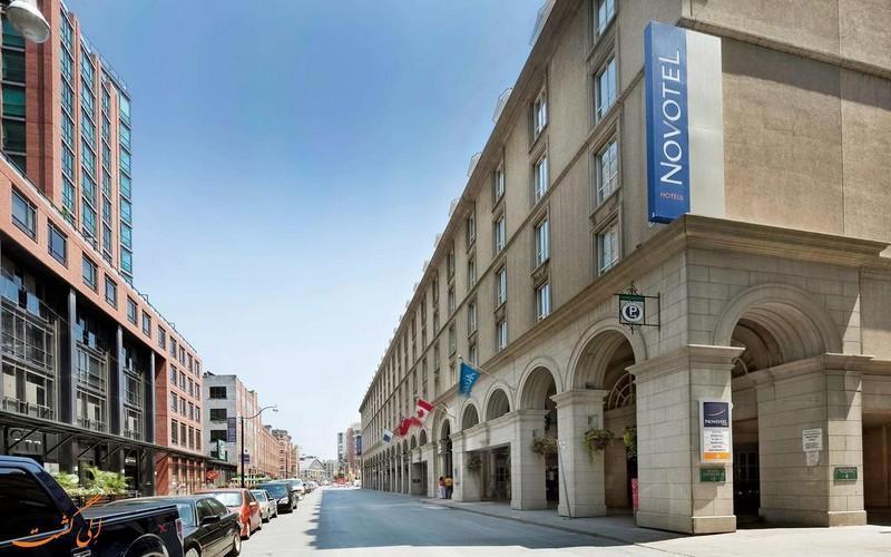 معرفی هتل نووتل تورنتو ، 3 ستاره