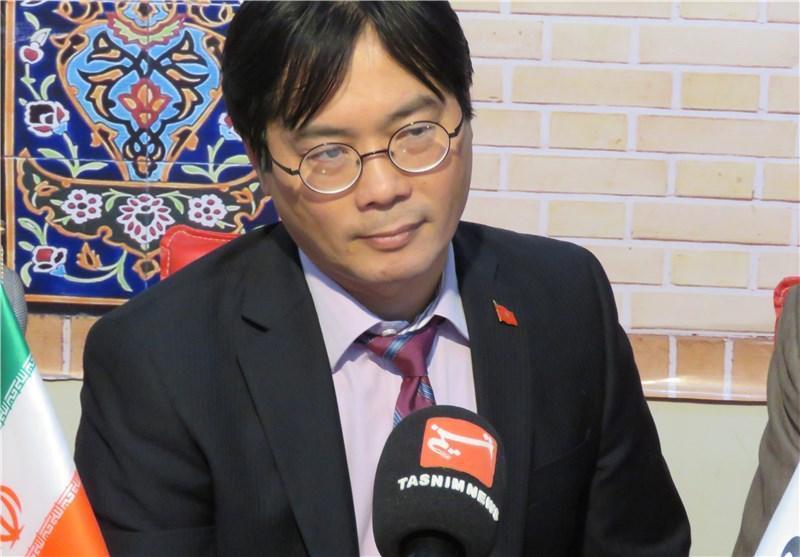 بازدید سفیر ویتنام از پتروشیمی شازند