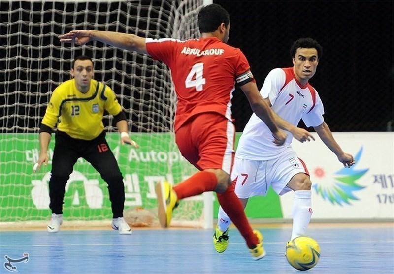 پیشنهاد جدید تایلند برای بازی تدارکاتی با تیم ملی فوتسال ایران