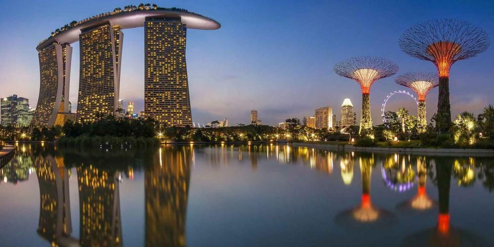 گذری بر سنگاپور شهری مدرن با تنوعی از جاذبه های دیدنی