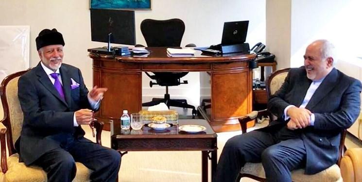 رایزنی وزرای خارجه ایران و عمان در نیویورک