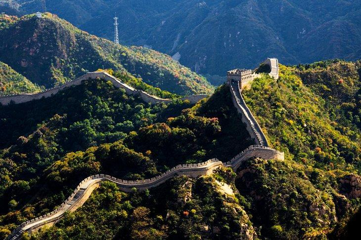 آشنایی با دیوار چین