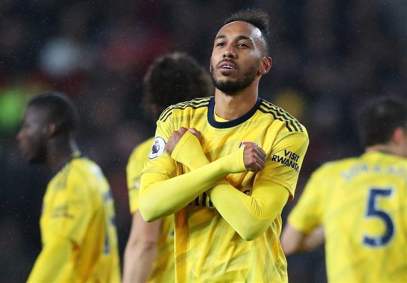لیگ برتر انگلیس، آرسنال با امتیاز خانه منچستریونایتد را ترک کرد