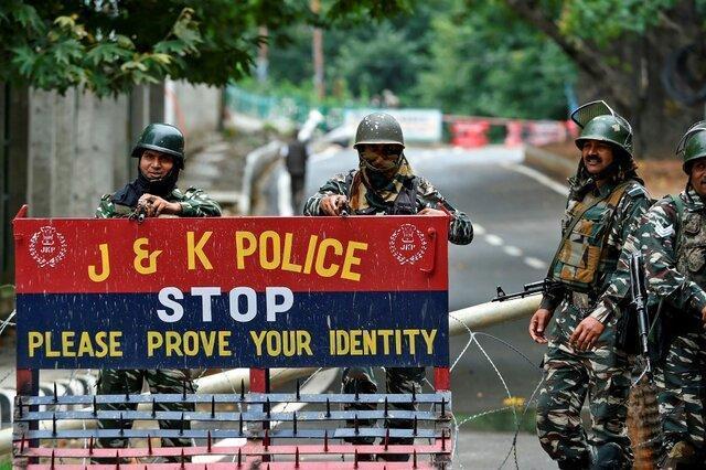 تحریم انتخابات محلی کشمیر توسط چند حزب هندی