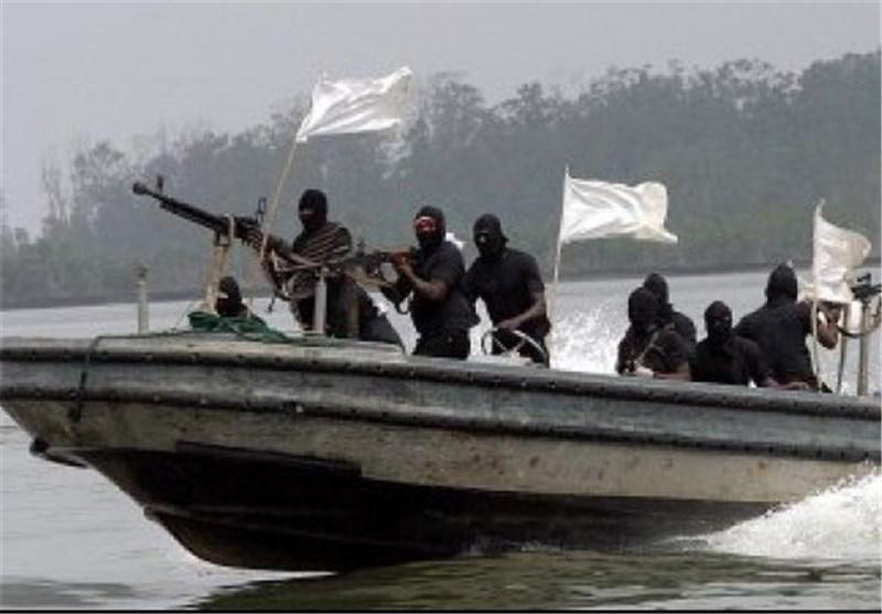 حمله دزدان دریایی به نفتکش ژاپنی در آب های مالزی