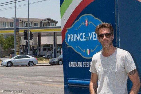 شاهزاده ایتالیایی که پاستا می فروشد