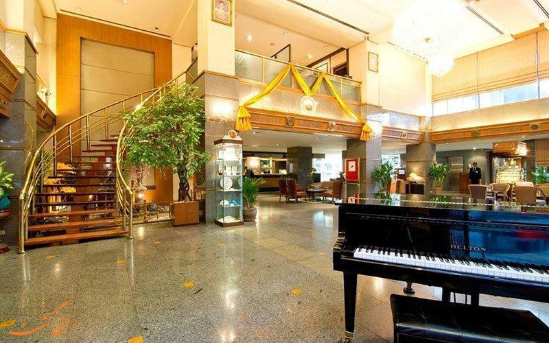 معرفی هتل 3 ستاره منهتن در بانکوک