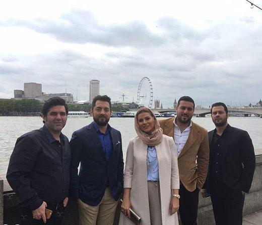 بازیگران ایرانی؛ یک پا در مونترال، یک پا در لندن!