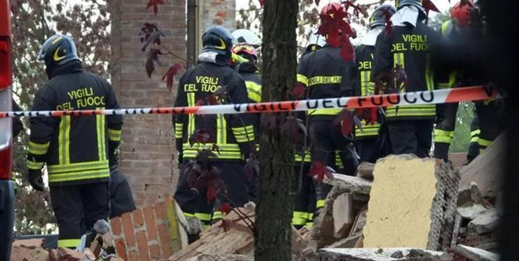 سه آتش نشان ایتالیایی قربانی انفجار یک خانه روستایی