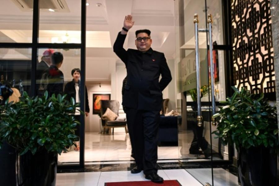 بدل کیم جونگ اون از ویتنام اخراج شد