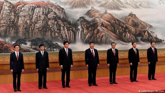 معرفی هیأت رهبری چین و سنت شکنی در حزب کمونیست