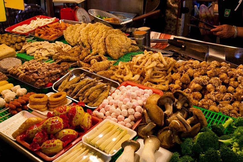 عنوان بهترین غذاهای خیابانی جهان به سنگاپور رسید