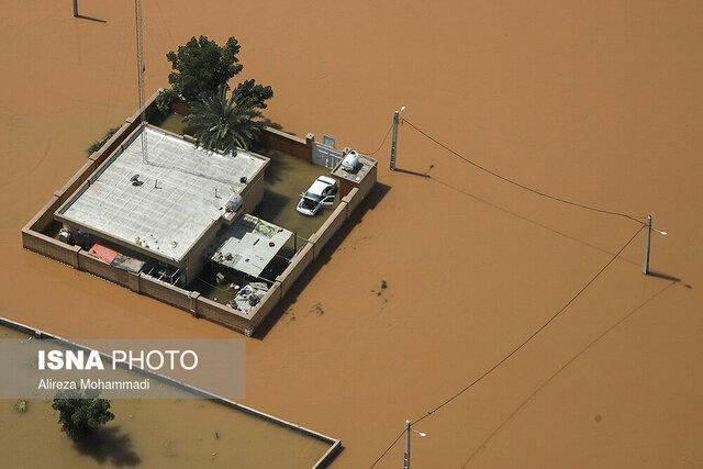 اتمام بازسازی مناطق سیل زده خوزستان تا پایان سال