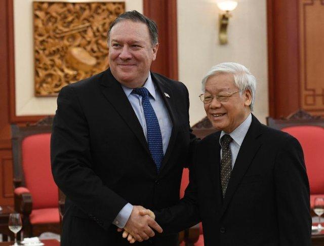 وزیر خارجه آمریکا: پیونگ یانگ از ویتنام تبعیت کند