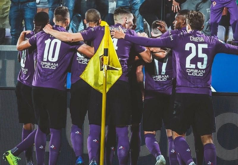 جام حذفی ایتالیا، صعود آسان فیورنتینا