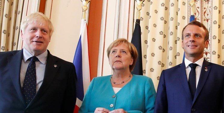 تروئیکای اروپا ایران را تهدید کرد