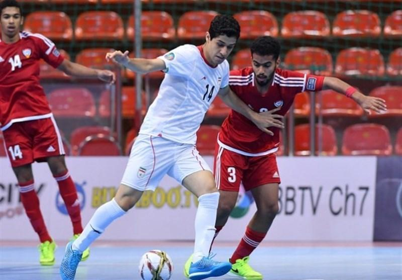تایلند حریف ایران در مرحله نیمه نهایی شد
