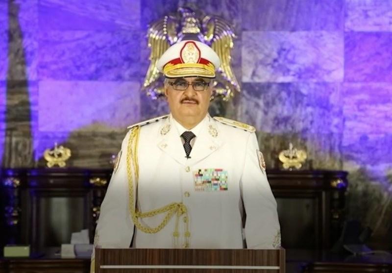 لیبی، دیدار حفتر با وزیر خارجه ایتالیا