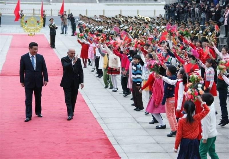 اهمیت چین در سیاست خارجی احمدزی، ایجاد امنیت پایدار به وسیله رونق مالی افغانستان