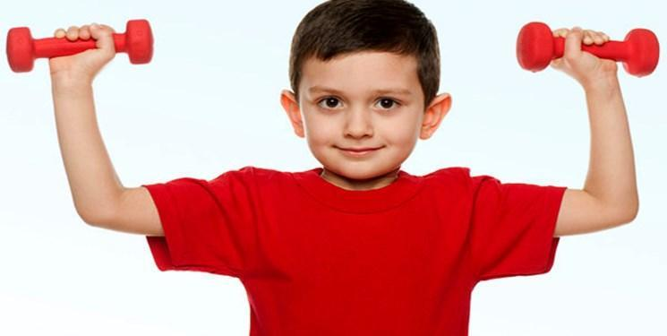 بچه ها هر روز کمتر ورزش می کنند