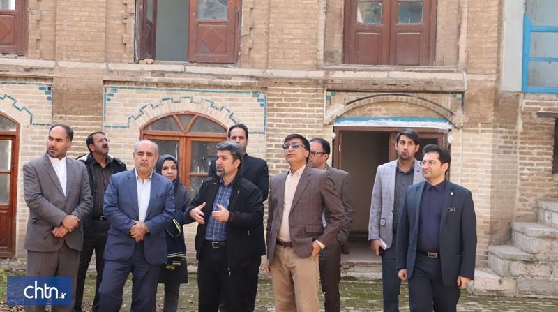 بافت تاریخی کرمانشاه ظرفیتی عظیم برای توسعه گردشگری استان است