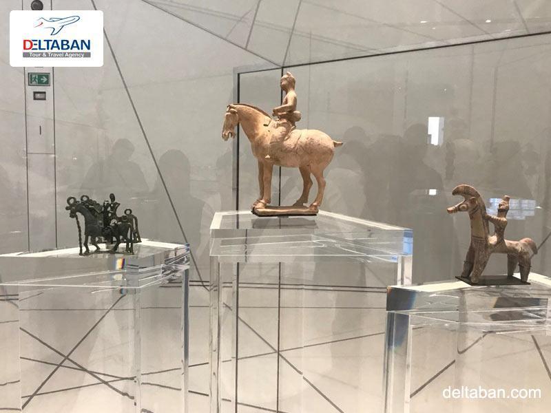 موزه اسب دبی از دیدنی های شهر دبی