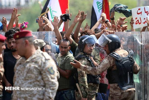 در ماههای اکتبر و نوامبر 460 عراقی کشته و 17400 نفر زخمی شده اند
