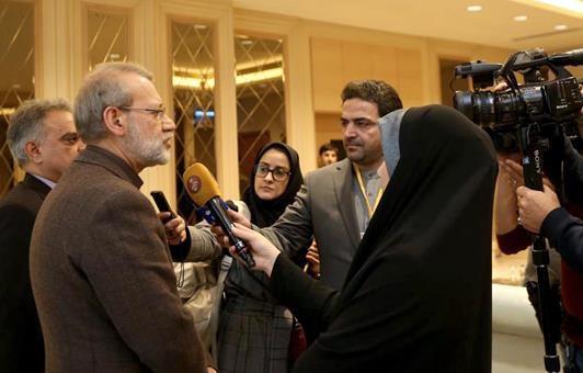 لاریجانی در بدو ورود به ترکیه: اجلاس مجالس آسیایی برای ارتقای صندلی آسیا مفید و مهم است