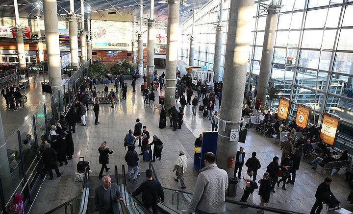 معاینه مسافران چین و آسیای شرقی در فرودگاه امام