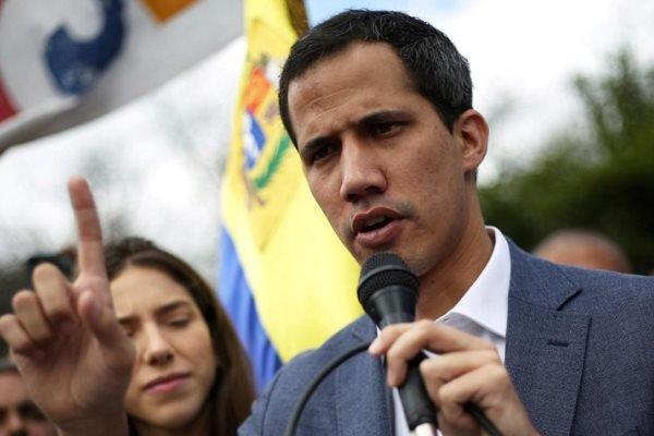 سرکرده شورشیان ونزوئلا به بروکسل سفر می نماید