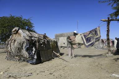 ضعف سرکشی و رسیدگی به معضلات سیلاب سیستان و بلوچستان ، کدام وزیر مالی دیرتر به زاهدان رفت؟!