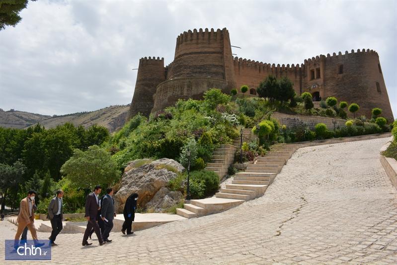 اختصاص 3، 5میلیارد ریال برای بازسازی اضطراری قلعه فلک الافلاک