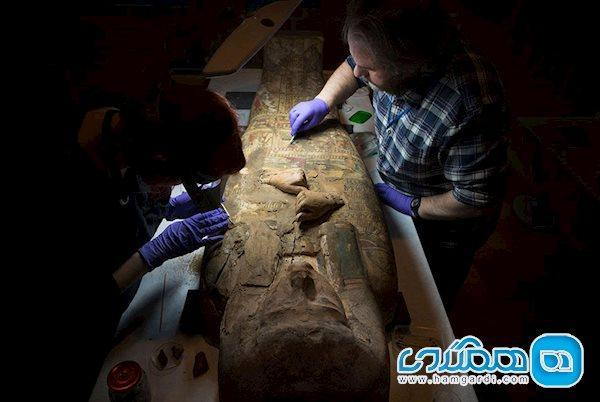 اسرار پنهان مومیایی 3 هزار ساله